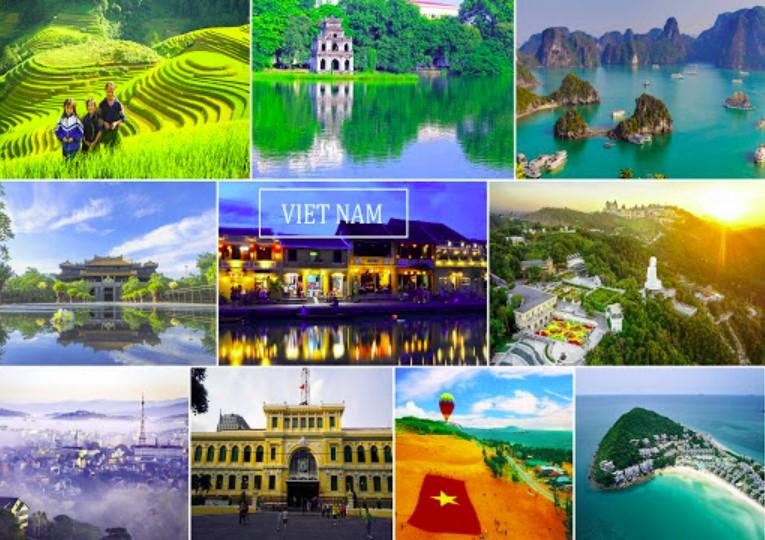 Văn hóa du lịch các vùng miền